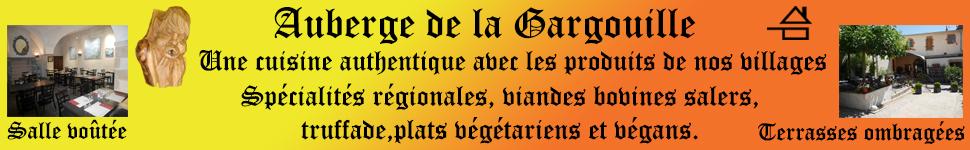 Auberge La Gargouille in Saint-Amant-Tallende